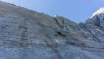 Karwendel climbing: on Repswand Manhartsberger and Gössinger establish Prime Time
