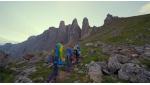 Mountain Stories di Nicola Tondini: papà, figlia e la Messner alla Seconda Torre del Sella