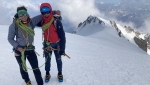 Mont Blanc Super Integrale de Peutèrey: François Cazzanelli, Francesco Ratti climb in the footsteps of Renato Casarotto