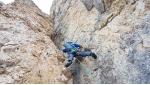 Simon Messner e Martin Sieberer scoprono L Pilaster Desmincià sulle Odle