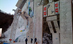 Ice Climbing World Cup 2011, Bendler and Tolokonina win in Cheongsong, Korea