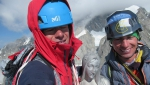 Monte Bianco Trittico del Frêney: intervista a François Cazzanelli e Francesco Ratti