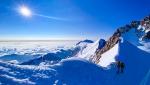 4609 metri di felicità condivisa con Tamara Lunger sul Monte Rosa