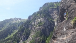 Math20, una nuova via di arrampicata in Valle Antigorio, Ossola