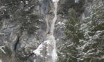 Il Regalo della Befana, nuova goulotte in Val Grande