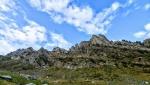 Denti della Vecchia di Pescegallo, riattrezzata la cresta Filun della Rocca