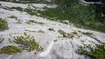 New Karwendel plaisir climbs on Unterer Spitzhüttenkopf