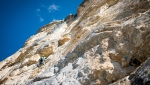Xylophon added to Heiligkreuzkofel, Dolomites, by Martin Dejori, Titus Prinoth, Alex Walpoth