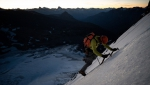 Mt. Forbes, Canada: l'inviolata parete est salita da Alik Berg e Quentin Roberts