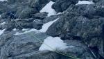 Wasserkopf, nuova via di misto e ghiaccio nelle Vedrette di Ries per Gietl e Prandini
