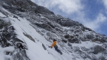 24 ore di libertà sulla Sagwand nel Valsertal di Martin Feistl e Sven Brand