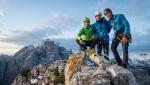 Pale di San Lucano: Martin Dejori, Titus Prinoth e Alex Walpoth aprono Guardiano dei sogni
