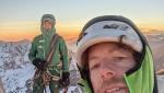 Matteo Della Bordella e Silvan Schüpbach seguono l'istinto sul Pizzo Badile