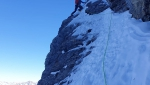 Aaron Durogati and Simon Gietl climb & fly Mount Rauchkofel North Face