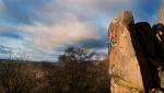 James Pearson repeats Harder, Faster while Caroline Ciavaldini repeats Gaia at Black Rocks