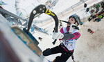 Ice Climbing World Cup 2011: Angelika Rainer and Hee Yong Park World Champions in Busteni