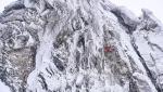 New bold Scottish winter climb on Church Door Buttress by Greg Boswell, Hamish Frost, Graham McGrath
