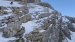 Dolomiti, altre linee di sci ripido e sci estremo