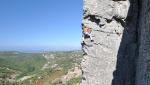 Monte Tuvu, la nuova falesia di granito in Sardegna