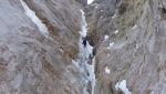 Stalingrad, new Kingline in Karwendel climbed by David Bruder, Martin Feistl