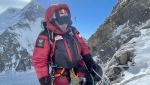 K2 winter / High winds destroy Camp 2