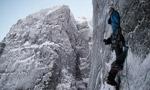 Scozia, l'arrampicata invernale continua