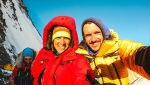 Tamara Lunger continues K2 winter expedition