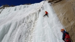 Nubra Valley Ice Climbing Festival in India