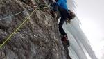 Simon Messner, Martin Sieberer establish Eremit in Stubaital