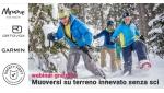Come muoversi su terreno innevato senza sci nel Webinar Prevenzione e Sicurezza in montagna