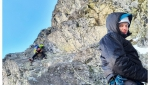First winter ascent of Expander enchainment in Poland's Tatra mountains