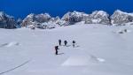 Traversata con gli sci tra i giganti del Masino - Bregaglia