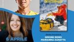 Il team invisibile: Simone Moro e Marianna Zanatta oggi alle 18:30 in diretta streaming