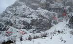 Jôf Fuart, cascate di ghiaccio nelle Alpi Giulie