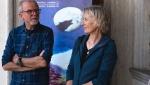 Nives Meroi e Romano Benet al Trento Film Festival: un passo alla volta senza scoraggiarsi mai
