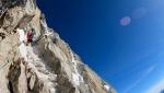 Heart of Stone on Mount Huntington in Alaska. Luka Lindič reports