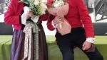 Reinhold Messner e Diane, Gioachino e Betta Gobbi, due matrimoni come inno alla vita