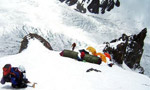 K2: Marco Confortola towards C1