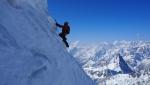 Kangchung Shar North Face first ascent by Jaroslava Bansky, Zdenek Hak