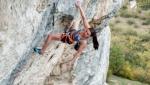 Dinara Fakhritdinova repeats Max Factor in Crimea, becomes first Russian woman to climb 9a