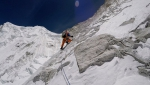 Heavenly Trap on Baruntse, Márek Holeček reports about new route with Radoslav Groh