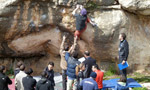 Malta climbing competition, Stevie Haston reports