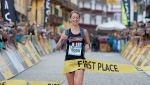 La Sportiva Lavaredo Ultra Trail: Marta Fabris e Alex Garcia Carrillo vincono la Cortina Sky Race