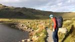 Neil Gresham climbs Lexicon, desperate E11 trad climb at Pavey Ark