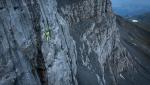 North6: Roger Schäli and Simon Gietl climb the Eiger