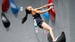 Natalia Grossman, Kokoro Fuji crowned Boulder World Champions 2021 at Moscow
