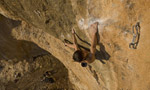 Luca Marzari, 15-year-old climbs 8a at Lumignano