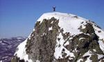 Superpsyco al Monte Pennino