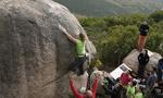 Codoleddu, raduno boulder in Sardegna
