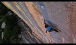 Chris Sharma libera un nuovo 9a a Ceuse, Three degrees of separation